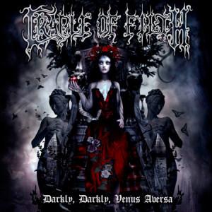 "CRADLE OF FILTH ""Darkly, Darkly, Venus Aversa"" /Super Jewel Box Slipcase CD/"