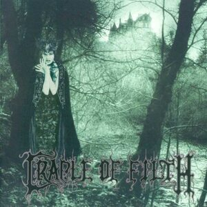 "CRADLE OF FILTH ""Dusk… And Her Embrace"" /CD/"