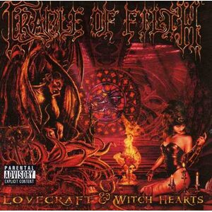 "CRADLE OF FILTH ""Lovecraft & Witch Hearts"" /2 CD/"