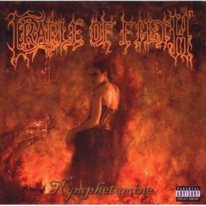 "CRADLE OF FILTH ""Nymphetamine"" /CD/"