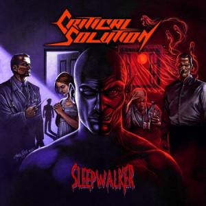 """CRITICAL SOLUTION """"Sleepwalker"""" /CD/"""