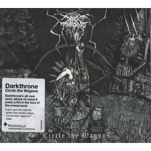 "DARKTHRONE ""Circle The Wagons"" /Slipcase CD/"