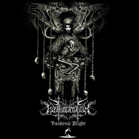 """DEATHINCARNATION """"Pandemic Blight"""" /CD/"""