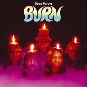 "DEEP PURPLE ""Burn"" /CD/"