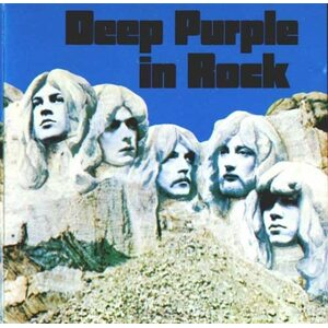 "DEEP PURPLE ""Deep Purple In Rock - Anniversary Edition"" /CD/"