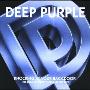 "DEEP PURPLE ""Knocking At Your Back Door – The Best Of Deep Purple In The 80's"" /CD/"