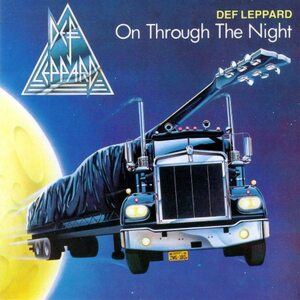 "DEF LEPPARD ""On Through The Night"" /CD/"