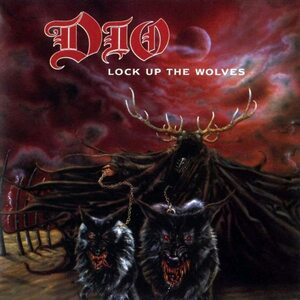"DIO ""Lock Up The Wolves"" /CD/"
