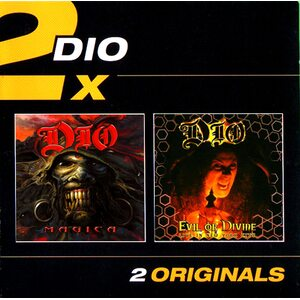 "DIO ""Magica"" + ""Evil Or Divine"" /2CD Set/"