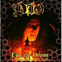 "DIO ""Magica"" + ""Evil Or Divine"" /2CD Set/"