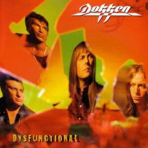 "DOKKEN ""Dysfunctional"" /CD/"