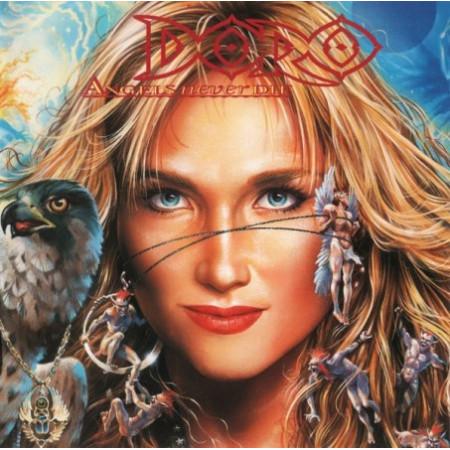 """DORO """"Angels Never Die"""" /CD/"""