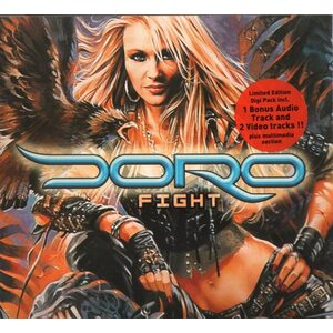 "DORO ""Fight"" /Digipack CD/"