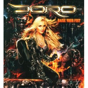 "DORO ""Raise Your Fist"" /Ltd. Special Edition Digibook CD/"