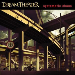 "DREAM THEATER ""Systematic Chaos"" /CD/"