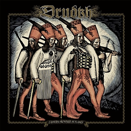 "DRUDKH ""Eastern Frontier In Flames"" /Digipack CD/"