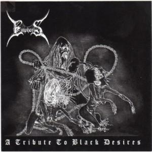 "EMPHERIS ""Tribute To Black Desires"" /CD/"