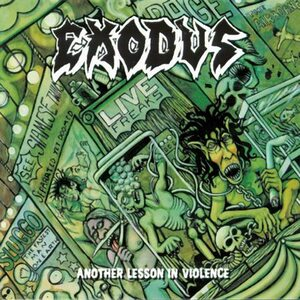 "EXODUS ""Another Lesson In Violence"" /CD/"