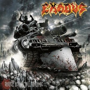 "EXODUS ""Shovel Headed Kill Machine"" /CD/"