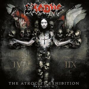 "EXODUS ""The Atrocity Exhibition – Exhibit A"" /CD/"