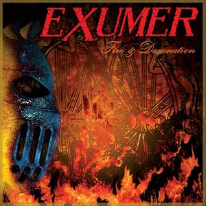 "EXUMER ""Fire & Damnation"" /CD/"