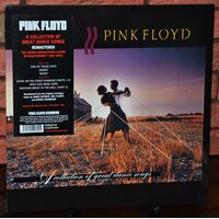 """PINK FLOYD """"A Collection Of Great Dance Songs"""" /LP/"""