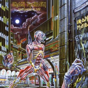 """IRON MAIDEN """"Somewhere In Time"""" /Ltd. LP/"""
