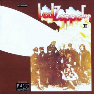 "LED ZEPPELIN ""Led Zeppelin II"" /GLP/"