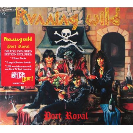 "RUNNING WILD ""Port Royal"" /Digipack CD/"