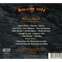"""RUNNING WILD """"Blazon Stone"""" /Digipack CD/"""