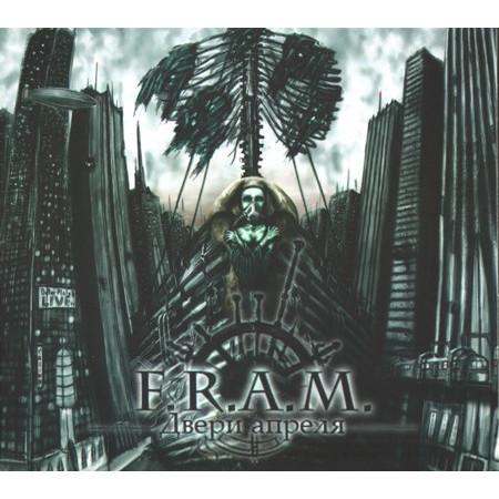 """F.R.A.M. """"April' Door"""" /Digipack CD/"""