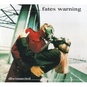 "FATES WARNING ""Disconnected"" /Digipack CD/"