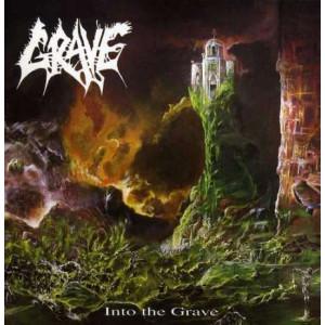 """GRAVE """"Into The Grave"""" + """"Tremendous Pain"""" /CD/"""