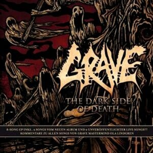 "GRAVE ""The Dark Side Of Death"" /CD/"