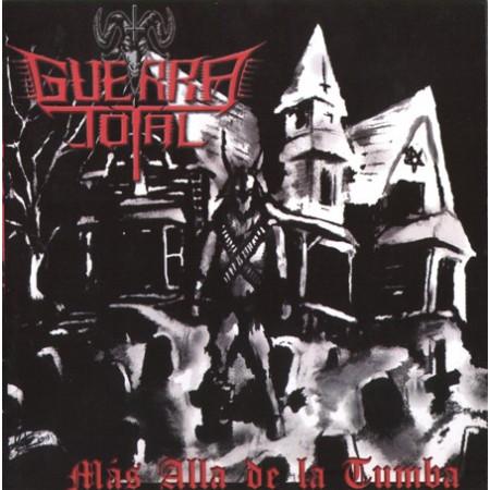 """GUERRA TOTAL """"Mas Alla de la Tumba"""" /CD/"""
