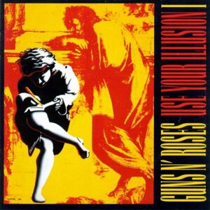 "GUNS N' ROSES ""Use Your Illusion I"" /CD/"