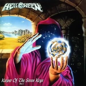 "HELLOWEEN ""Keeper Of The Seven Keys, Part I"" /Ltd. Expanded Edition CD/"