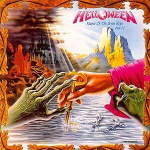 "HELLOWEEN ""Keeper Of The Seven Keys, Part II"" /Limited Expanded Edition 2CD/"