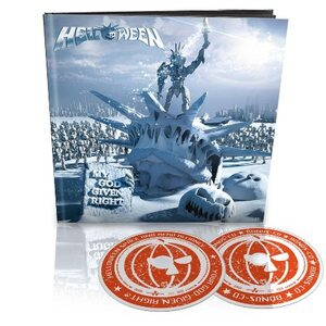"HELLOWEEN ""My God-Given Right"" /Ltd. 2CD Earbook/"