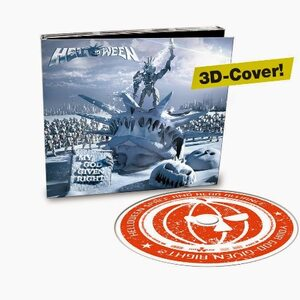 "HELLOWEEN ""My God-Given Right"" /Ltd. Special Edition 3D Digipack CD/"