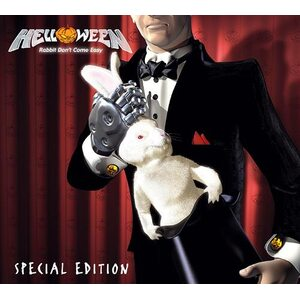 "HELLOWEEN ""Rabbit Don't Come Easy"" /Ltd. Special Edition Digipack CD/"