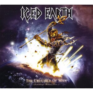 "ICED EARTH ""The Crucible Of Man (Something Wicked Part 2)"" /Digipack CD/"
