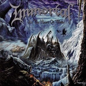 "IMMORTAL ""At The Heart Of Winter"" /CD/"