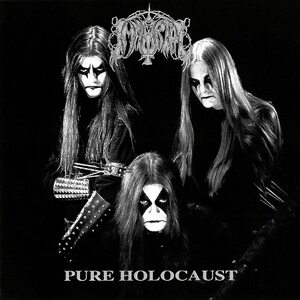 "IMMORTAL ""Pure Holocaust"" /CD/"