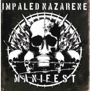 "IMPALED NAZARENE ""Manifest"" /CD/"