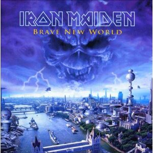 "IRON MAIDEN ""Brave New World"" /CD/"