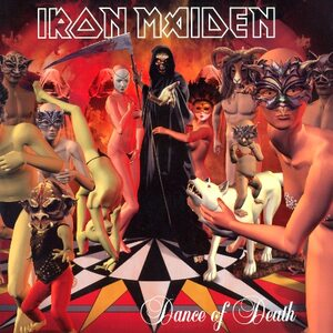 "IRON MAIDEN ""Dance Of Death"" /CD/"