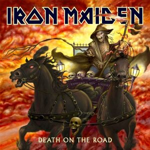 "IRON MAIDEN ""Death On The Road"" /2CD; Live/"