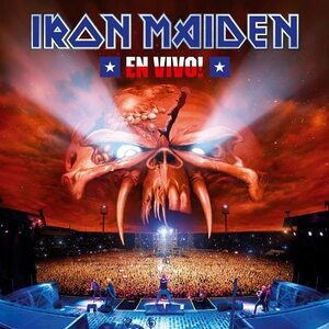 "IRON MAIDEN ""En Vivo!"" /2CD; Live/"