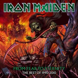 "IRON MAIDEN ""From Fear To Eternity: The Best Of 1990-2010"" /2CD/"